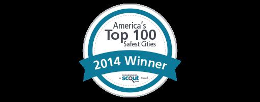 Safest City Award