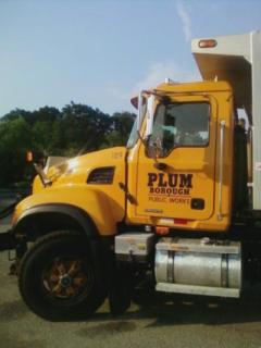 Public Works Truck