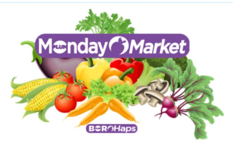 Plum Boro Monday Market